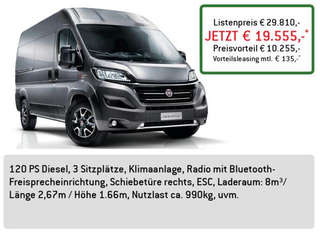 Fiat Ducato Lüftner Edition